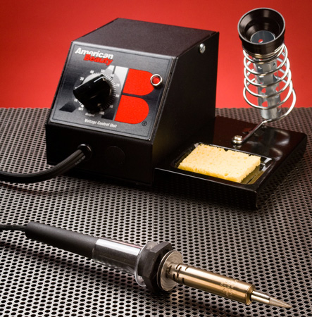 American Beauty V36GL3 60 Watt Industrial Soldering Station