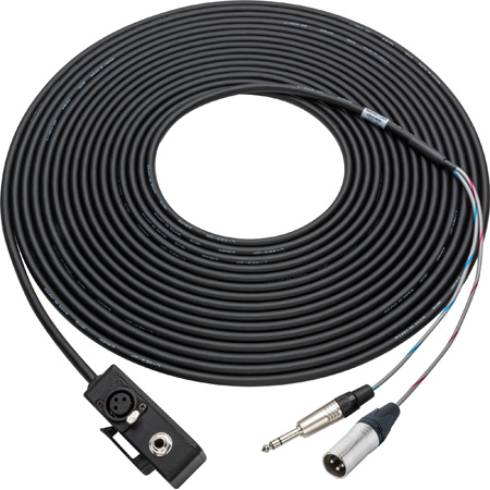 ENG Duplex Boom Mic Cable 50ft