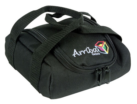 Arriba AC-50 6.5 x 6.5 x 2 High Lighting and Gear Accessory Bag