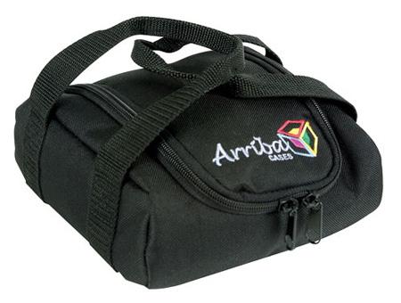Arriba AC-50 6.5 x 6.5 x 2 High Lighting and Gear Accessory Bag