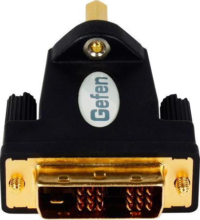 Gefen ADA-DVIM-2-HDMIFN DVI to HDMI Adapter (Black)