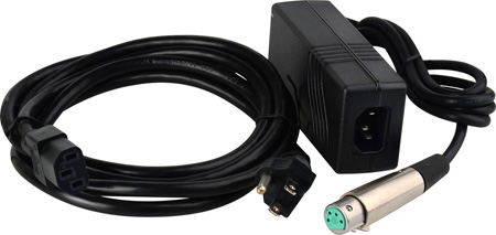 Power Supply for CopperHead & Python with 4-Pin XLR