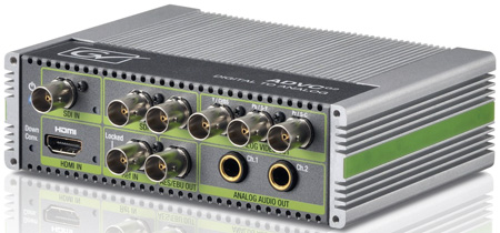 Grass Valley ADVC-G2 HDMI&SDI to Analog & SDI Multi-Functional Converter/Scaler