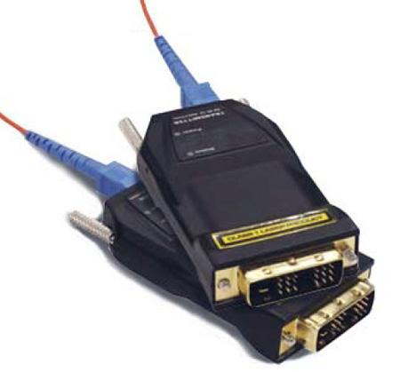 AFP DVI-ME-TR-1-D Single Fiber Detachable DVI Modules