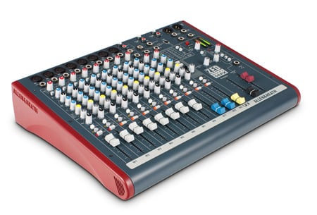 Allen & Heath ZED60-14FX Multipurpose Mixer with FX for Live Sound & Recording