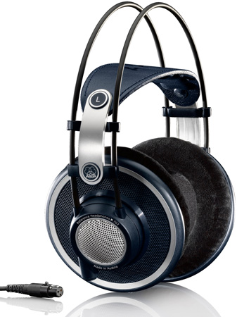 AKG K 702 Open-back Dynamic AKG headphones for Reference Monitoring