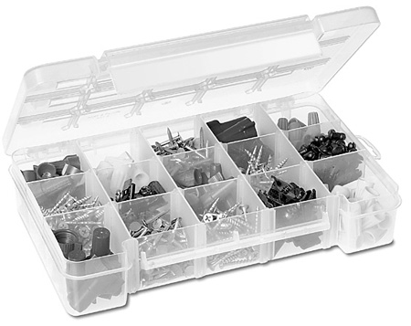 15 Compartment Storage Box