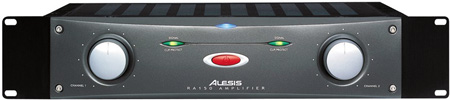 Alesis RA150 Reference Amplifier - 75 Watts RMS Per Channel - 4 Ohm