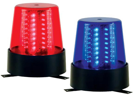 ADJ B6R LED - Red LED  Beacon Light