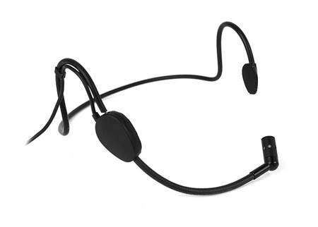 Amplivox S2045 Electret Headset Mic Upgrade - Omnidirectional