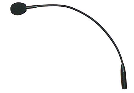 Amplivox S2050 Gooseneck Condenser Mic - Unidirectional