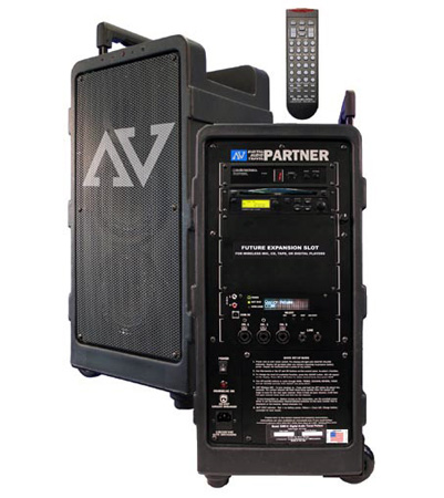 AmpliVox SW915 Digital Audio Travel Partner (Handheld)