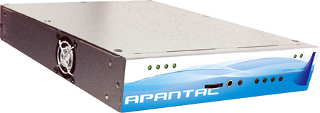 Apantac LE-4CV Tahoma Multiviewer w/4 Analog Composite Inputs