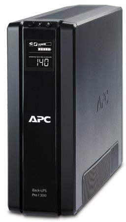 APC BR1300G Back-UPS RS 780 Watts / 1300 VA Input 120V / Output 120V