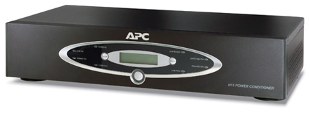 APC H15 AV 1.5 kVA H Type Power Conditioner 120V (Black)