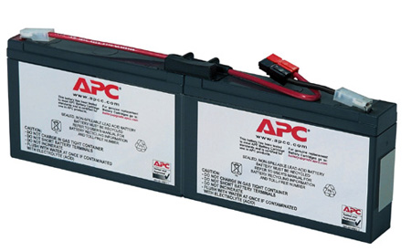 APC RBC-18 Replacement Battery Cartridge 18