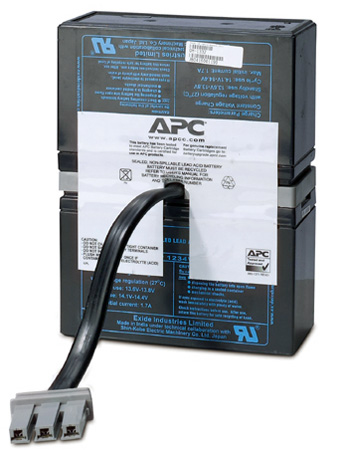 APC RBC33 Replacement Battery for Battery Backup