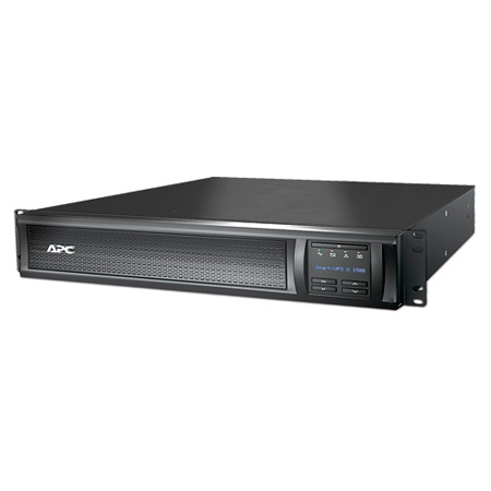 APC SMX1500RM2UNC Smart-UPS X 1500VA Rack/Tower LCD 120V with Network Card