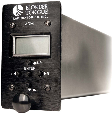 Blonder Tongue AQM ASI Input QAM Modulator