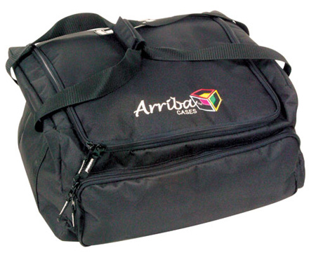 Arriba Avenger/ Derby Style Bag - Lighting and Road Travel Bag