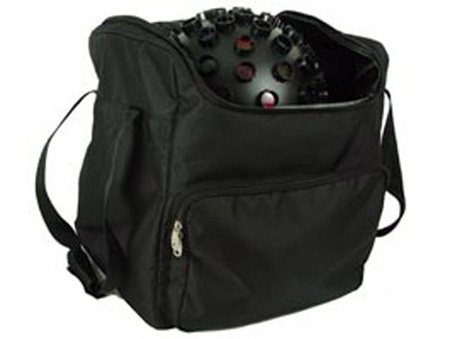 Arriba AC-160 Center Piece Style Bag - Lighting Road and Travel Bag
