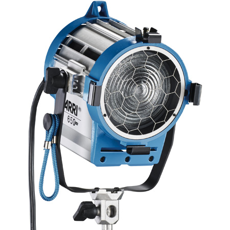 Arri L1.79400.A Junior 650 Plus Tungsten Fresnel Light