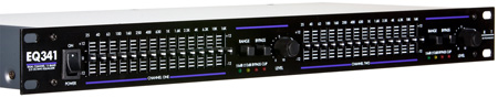 ART Dual 15 Band Equalizer