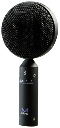 ART Pro Audio M-Five Figure-8 Ribbon Microphone