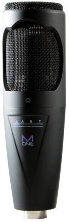 ART Pro Audio M-One Cardioid FET Condenser Microphone