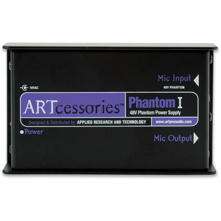 ART Phantom I - 48V Phantom Power Supply