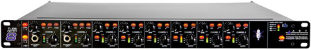 ART TUBEOPTO 8 Eight Channel Mic Preamp with ADAT