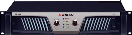 Ashly KLR-3200 2-Channel 1600W @ 2 Ohm / 1100W @ 4 Ohm Power Amplifier