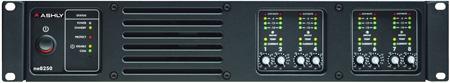 Ashly NE8250 8 x 250W @ 4 Ohm Power Amplifier Line Level In/Out
