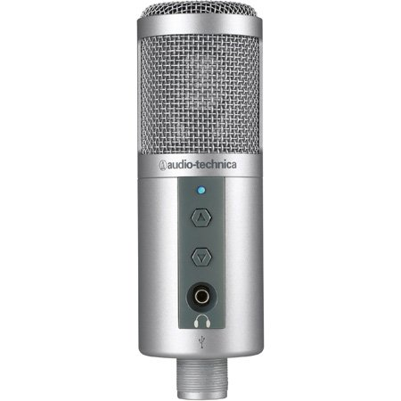 Audio Technica ATR2500-USB Large-diaphragm Condenser Mic w/ USB output