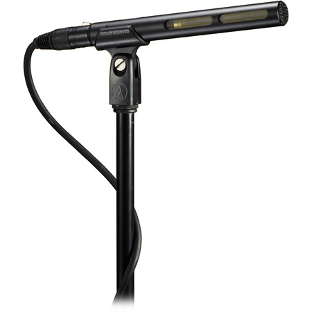 Audio-Technica AT875R Line + Gradient Shotgun Condenser Microphone