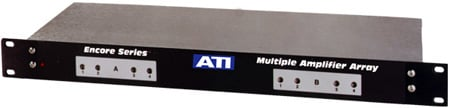 ATI MMA800-1 8-Ch Mic-to-Line Amp w/Transformer Balanced Output