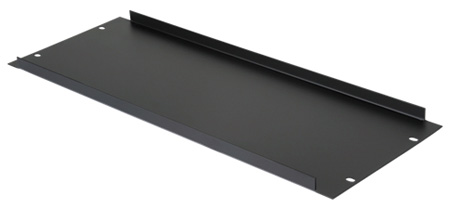 Atlas SPR8 19 Inch Blank 8 RU Recessed Rack Panel