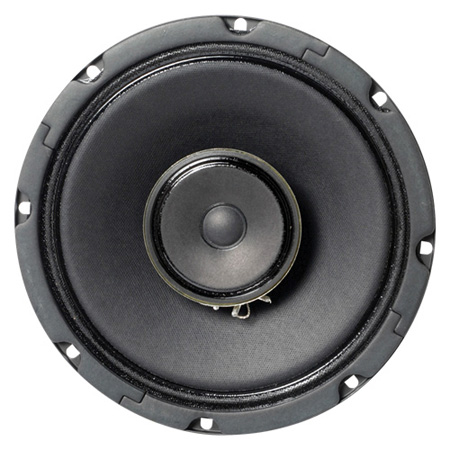Atlas C803A 8 Inch Coaxial Loudspeakers 16 Watt 8 Ohm (UL Listed)