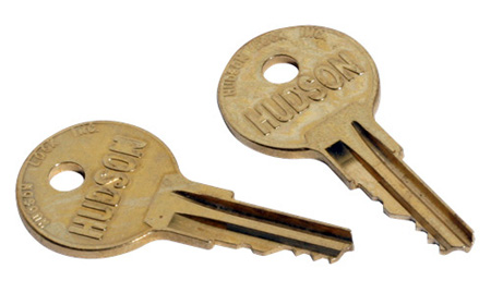 Atlas K-74 Replacement Key (Front Door)