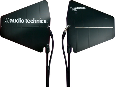 Audio Technica ATW-A49 UHF Wide-band Directional LPDA Antennas