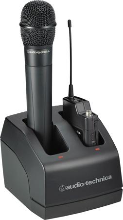 Audio-Technica ATW-CHG2 Two-Bay Recharging Station