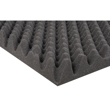 Auralex 2 Inch Sonomatt Acoustic Foam Panels 64ft Square Foot Coverage