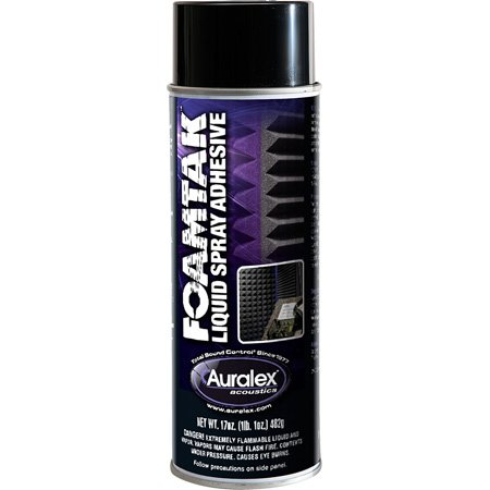 Auralex - Foamtak Acoustic Foam Adhesive (Priced Each)