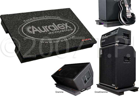 Auralex - Gramma Isolation Risers - Each