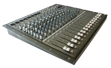 Australian Monitor 8/4/2 Console Audio Mixer