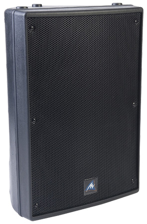 Australian Monitor XRS10P 10in Bi-Amped Active Portable Loudspeaker