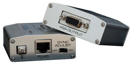 Intelix AVO-VGA Passive VGA Video Balun Set