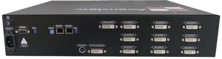 Avenview DVI-VIDEOWALL-9X 9-Display Video Wall Processor
