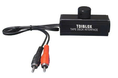 Rapco TDIBLOX RCA Interface / XLRM