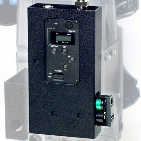 BEC-WRR810  Wireless Receiver Holder For Sony WRR-810
